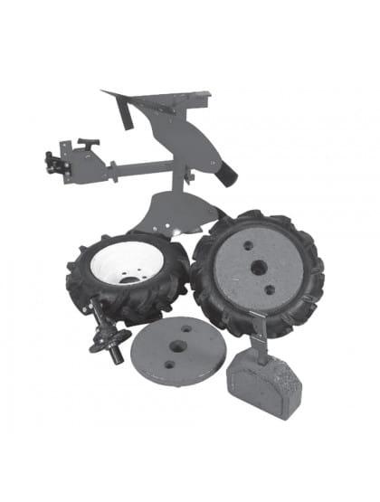 Комплект Caiman для вспашки с поворотным плугом