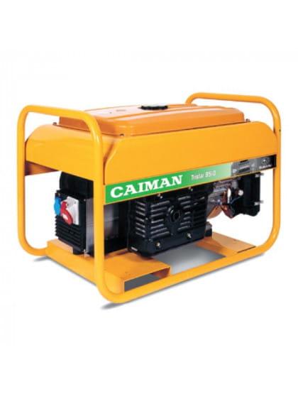 Бензиновый генератор Caiman Tristar 8510MTXL27