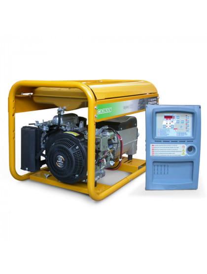 Бензиновый генератор Caiman Explorer 7510XL27 ATS
