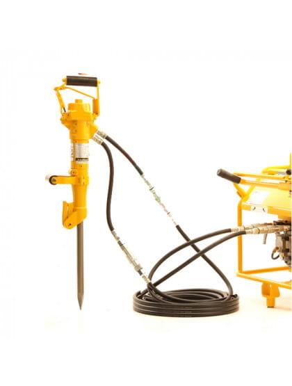 Гидромолоток отбойный Caiman BH112