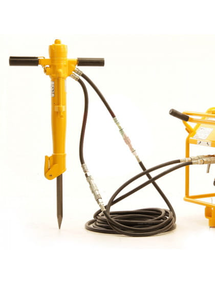 Гидромолоток отбойный Caiman BH163