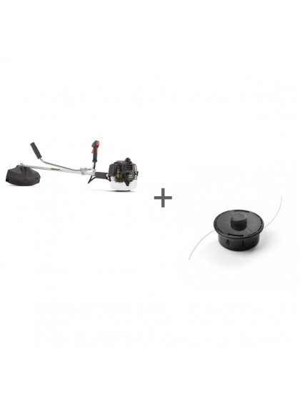 Бензокоса Caiman WX21 PROMO + триммерная насадка Standart с леской 2,4 мм в подарок!