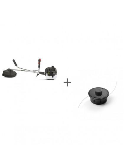 Бензокоса Caiman WX24 PROMO + триммерная насадка Standart с леской 2,4 мм в подарок!