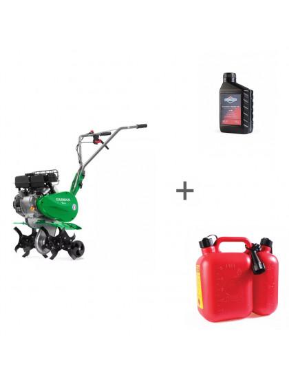 Культиватор бензиновый Caiman UNO 40C + канистра + масло в подарок!