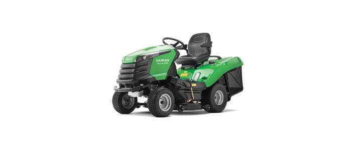 Садовые тракторы Caiman