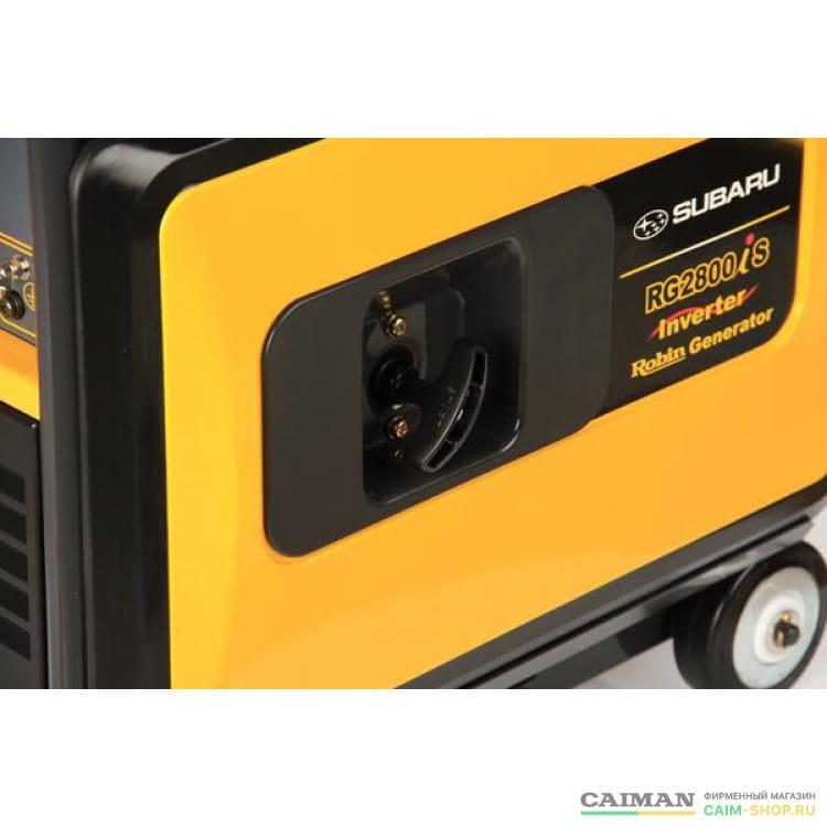 Бензиновый генератор Caiman RG2800iS