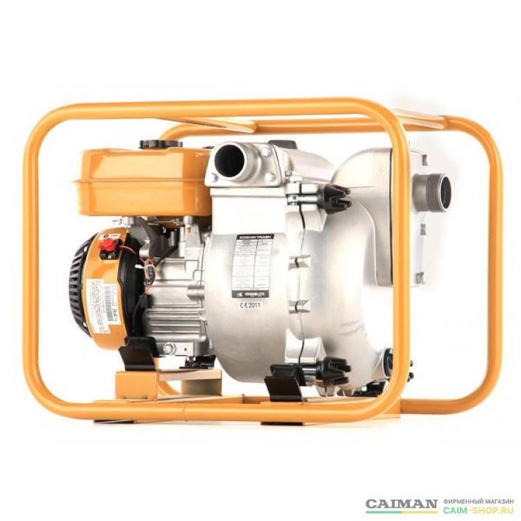 Бензиновая мотопомпа Caiman SWT-50EX