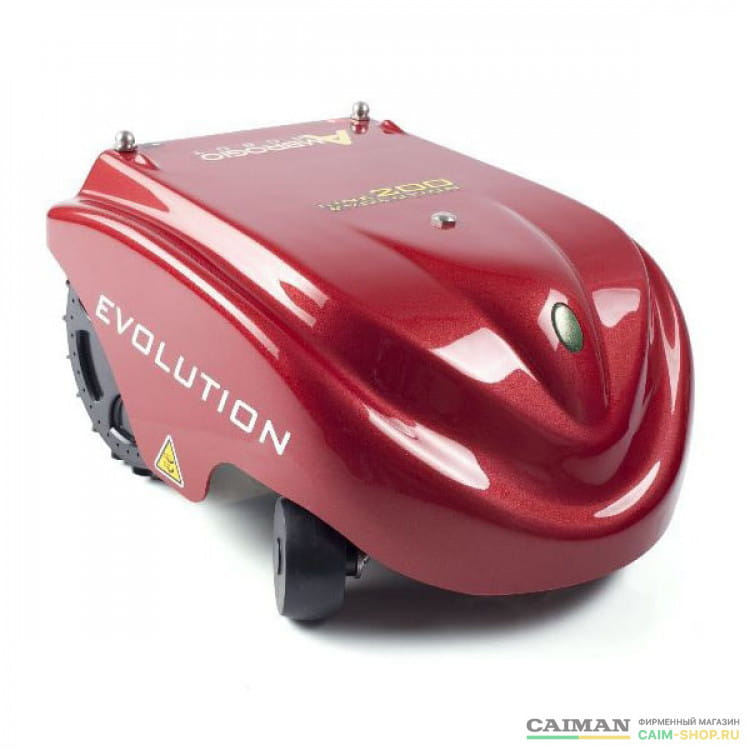 Робот-газонокосилка Caiman AMBROGIO L200 EVOLUTION