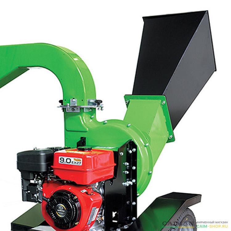 Измельчитель бензиновый Caiman BIO 400R V