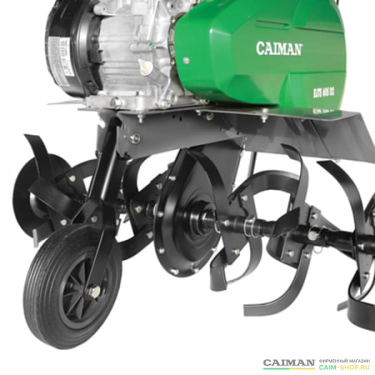 Культиватор бензиновый Caiman ELITE 60S D2