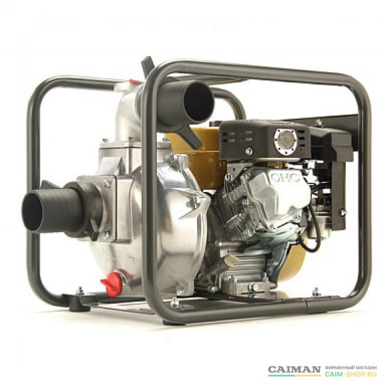 Бензиновая мотопомпа Caiman CP-305ST