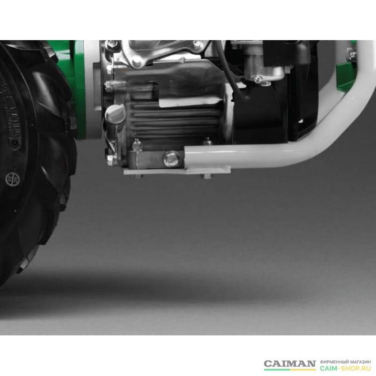 Трактор двухколесный с валом отбора мощности Caiman Atletico 338P