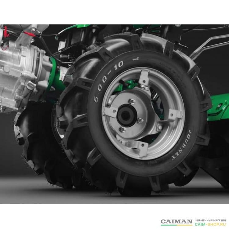 Трактор двухколесный с валом отбора мощности Caiman Atletico 328P