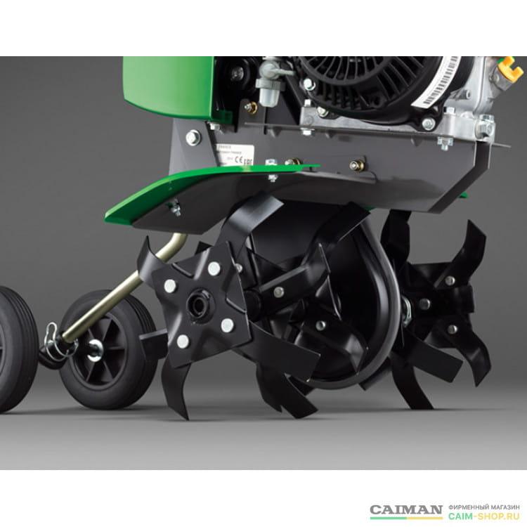 Культиватор бензиновый Caiman Nano 40K