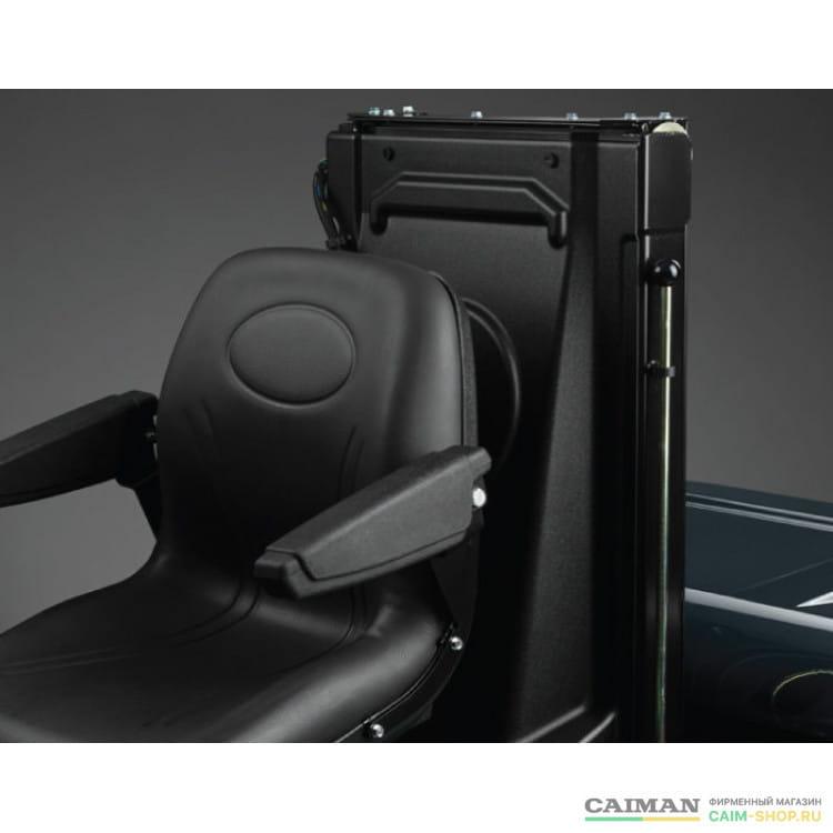 Садовый трактор Caiman Comodo 2WD-HD