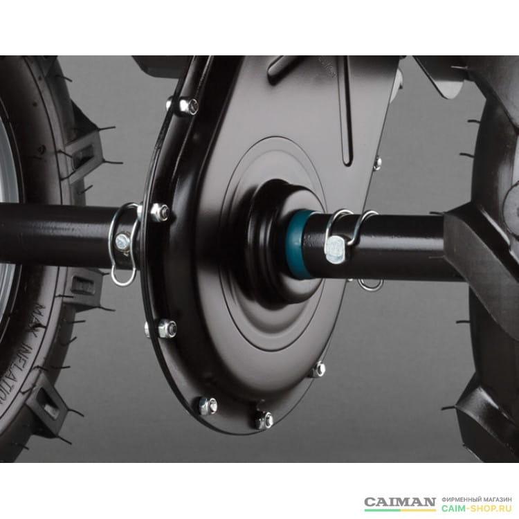 Мотоблок Caiman Vario 70S Plow TWK+
