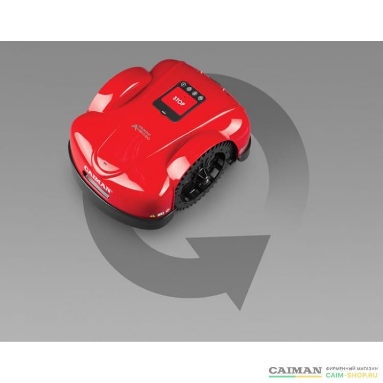 Робот-газонокосилка Caiman L75 Deluxe