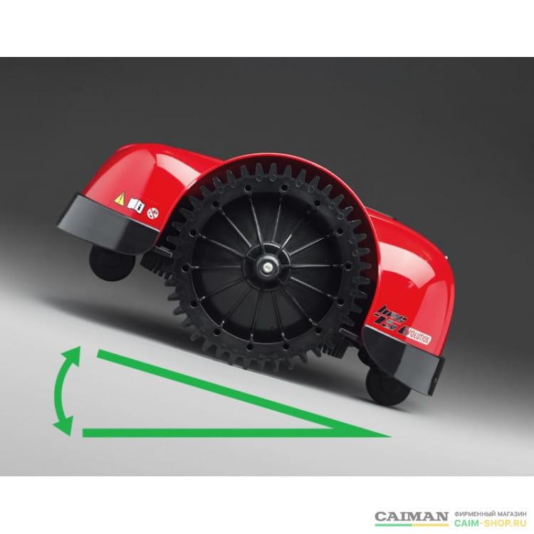 Робот-газонокосилка Caiman L75 Evolution