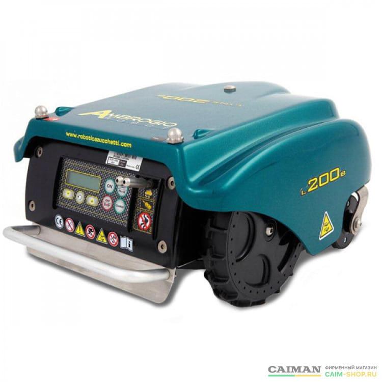 Робот-газонокосилка Caiman L200 Basic
