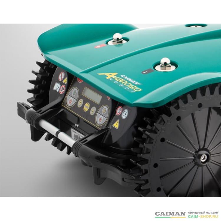 Робот-газонокосилка Caiman L200 Evolution