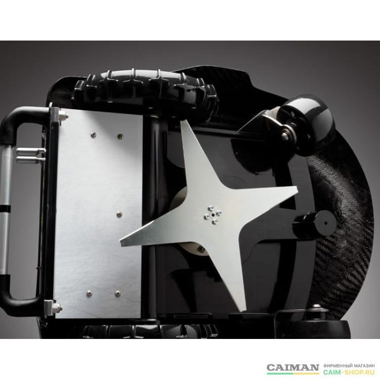 Робот-газонокосилка Caiman L200 Carbon