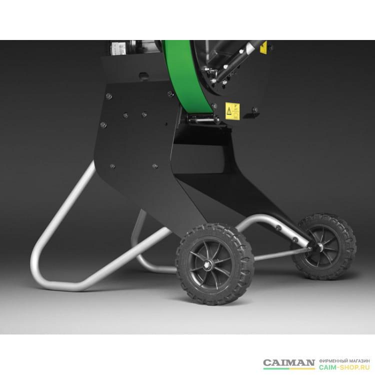 Измельчитель бензиновый Caiman Devor X50S