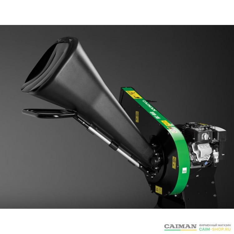 Измельчитель бензиновый Caiman Devor X60S