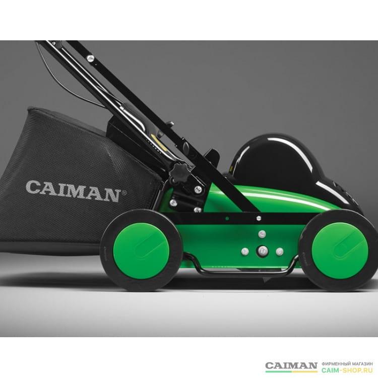 Аэратор-скарификатор электрический Caiman César 1800EL