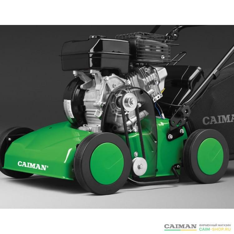 Аэратор-скарификатор бензиновый Caiman César 60H