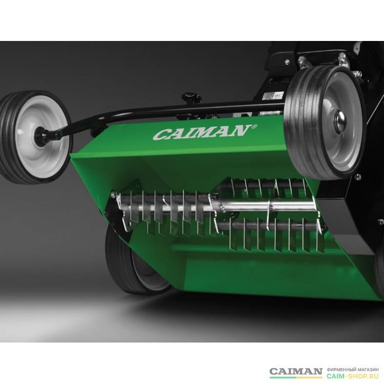 Аэратор-скарификатор бензиновый Caiman Oscar 50S