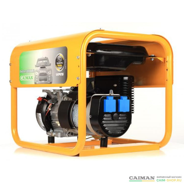 Бензиновый генератор Caiman Explorer 3010 XL12