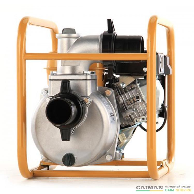 Бензиновая мотопомпа Caiman TP65EX