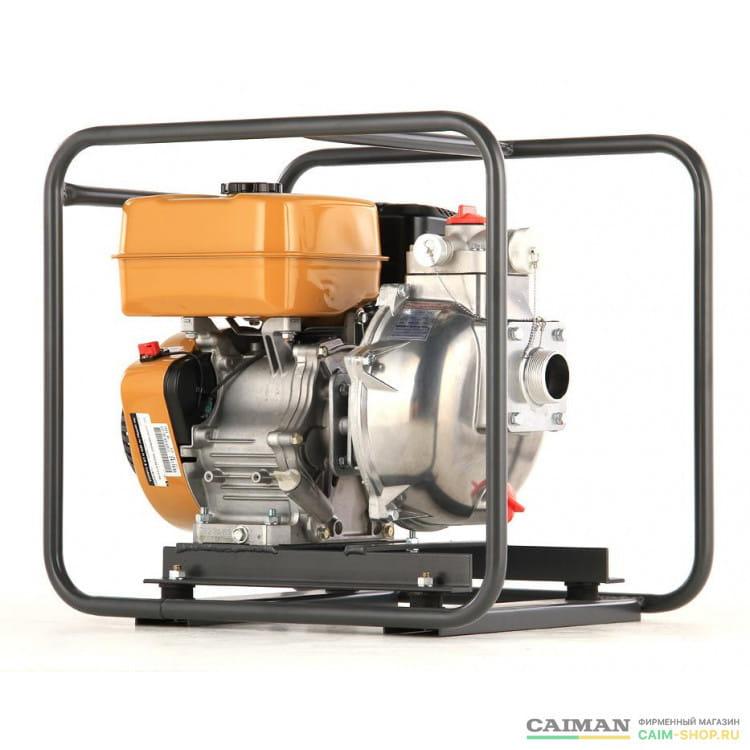 Бензиновая мотопомпа Caiman QP-T205SLT
