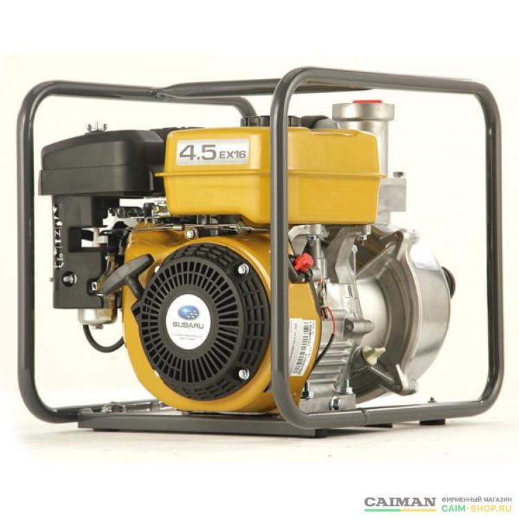 Бензиновая мотопомпа Caiman CP-207C