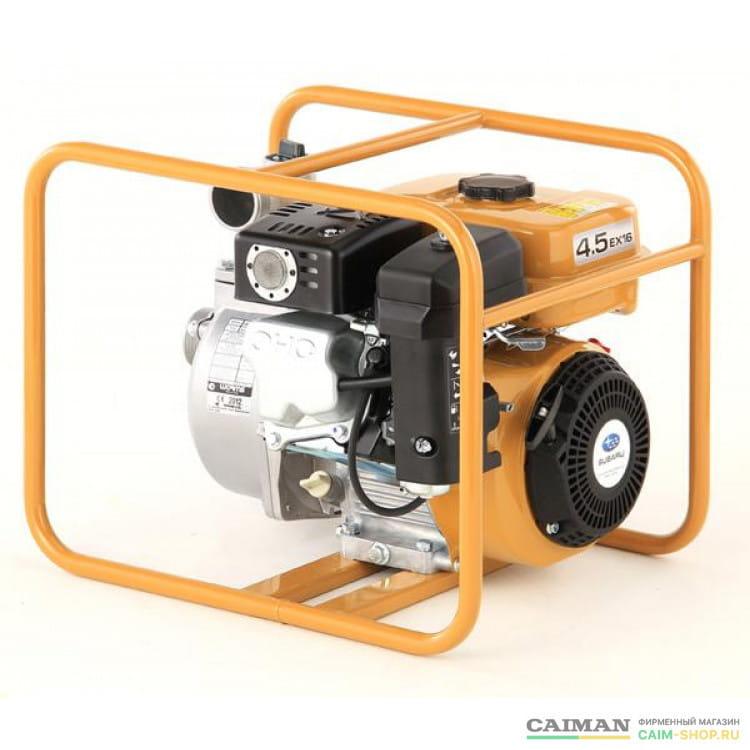 Бензиновая мотопомпа Caiman TP36EX