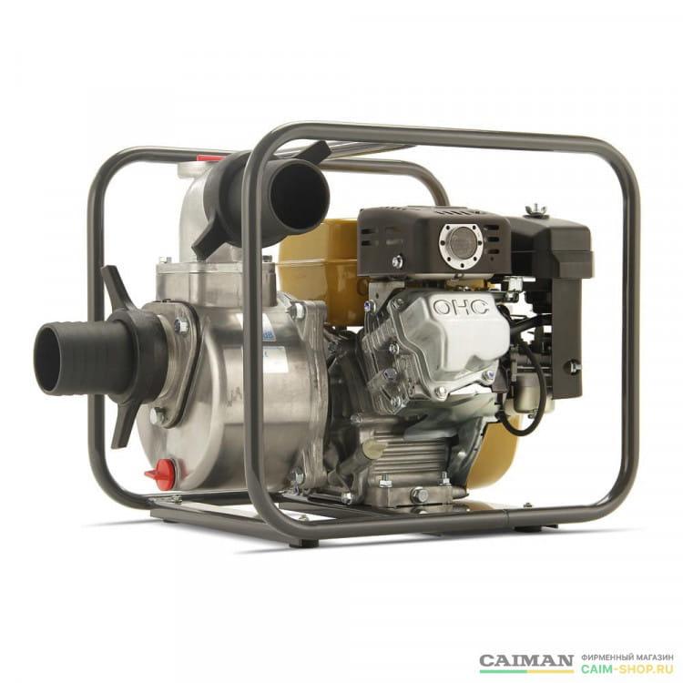 Бензиновая мотопомпа Caiman CP-303C