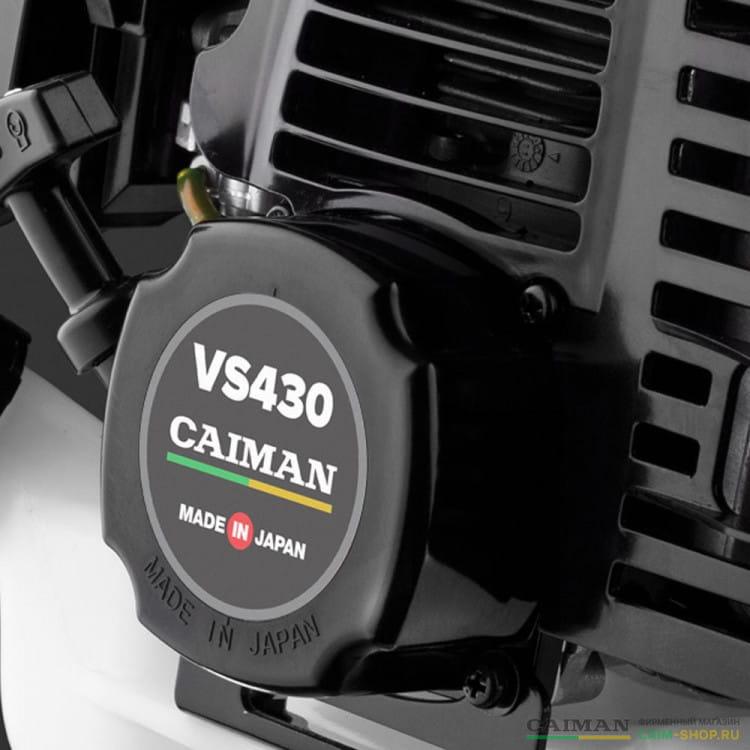 Бензокоса Caiman V430W-TB43