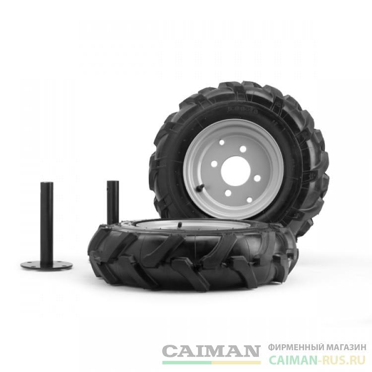 Пневмоколеса Caiman 4.0x10 2 шт