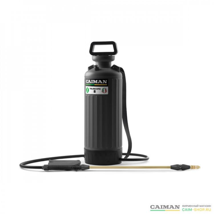 Культиватор бензиновый Caiman SUPERTILLER MB 25H + Опрыскиватель TELESCOPIC 8 в подарок!