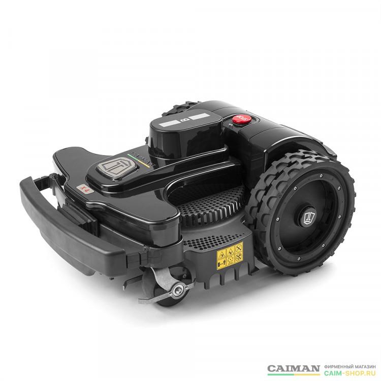 Tech X4 Basic Medium TH040B009Z + 40PUK05M90 в фирменном магазине Caiman